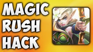 magic rush heroes читы